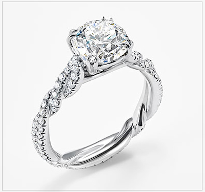 It Is Very Exciting To See Elements Of His Signature Designs In Innovative Bridal Collection The David Yurman