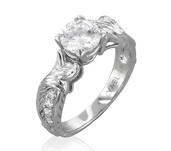 Ottoman Empire Inspired Engagement Rings