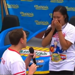 Hot Dog Eating Contest Proposal on the Fourth of July