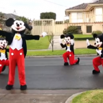 What do Michael Jackson, Will Smith, Beyonce, and Mickey Mouse have to do with each other? One Awesome Proposal!