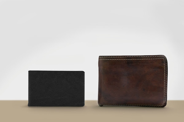 I Mean It S One Thing To Carry Around A Slim Case That Resembles Wallet Another The Typical Box