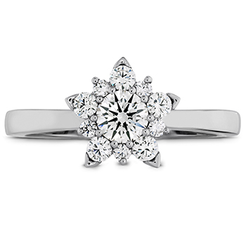 Stellar Engagement Rings