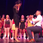 Alumni and A Cappella Make One Outstanding Proposal