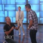 'Fast' Engagement on Ellen