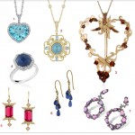 Splurge on Colorful Jewels for the Holidays