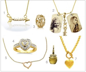 Golden Jewels to Add to Your Holiday Wishlist