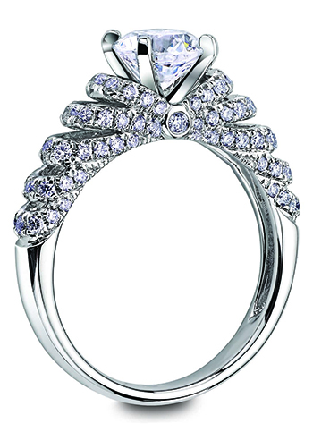 when it comes to your bridal line how would you describe your style - Scott Kay Wedding Rings