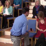 Proposal on the Meredith Vieira Show