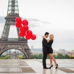 A Sweet Romantic Proposal in Paris by the Eiffel Tower