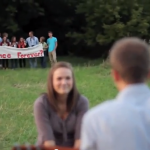 Sweet Family Proposal