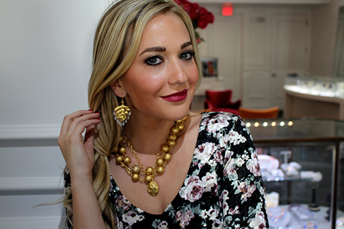 Meet Danielle, the Jewelry Collector and Expert behind Gem Gossip