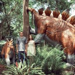A Dinosaur World Engagement Session