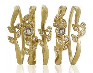 Stunning Colored Diamond Rings Under $5,000