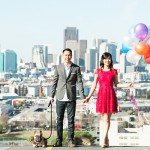 A Sunny San Francisco Engagement Session