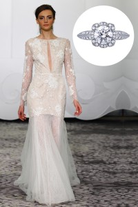 New Wedding Dresses Trend for the Romantic Girl