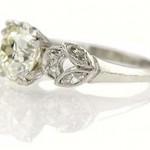5 Art Deco Engagement Rings
