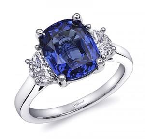 Coast Diamond engagement ring 3
