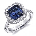 New Color Gemstones Engagement Rings by Coast Diamond
