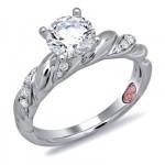Fresh Engagement Ring Settings Under $2,000