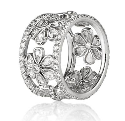 Bucolic Engagement Rings by John Apel