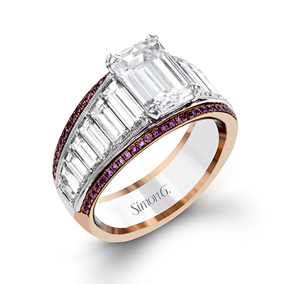 Pretty In Pink New Engagement Rings By Simon G