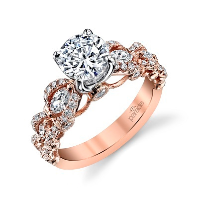browse hundreds more of engagement rings for the romantic girl here - Girl Wedding Rings