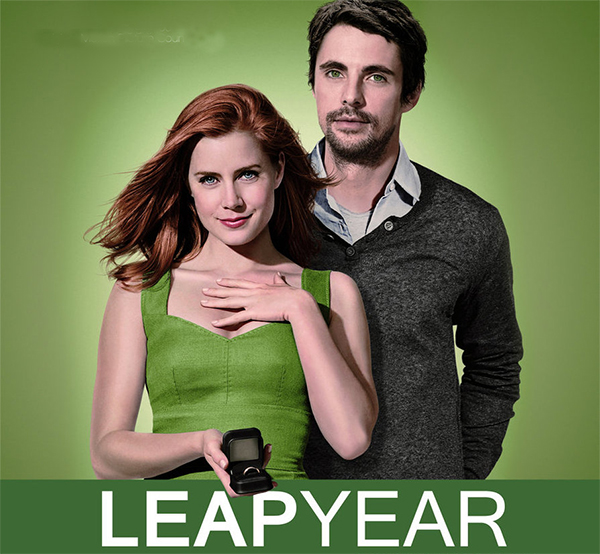 Leap Year Proposal: Propose to Your Man on February 29