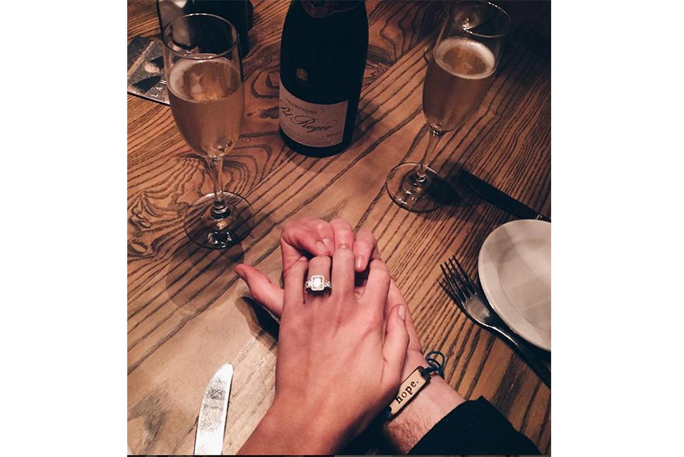 Ben Higgins Gives Lauren Bushnell A Gorgeous Engagement Ring