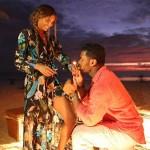 Ciara's Huge Engagement Ring