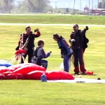 Amazing Skydiving Proposal