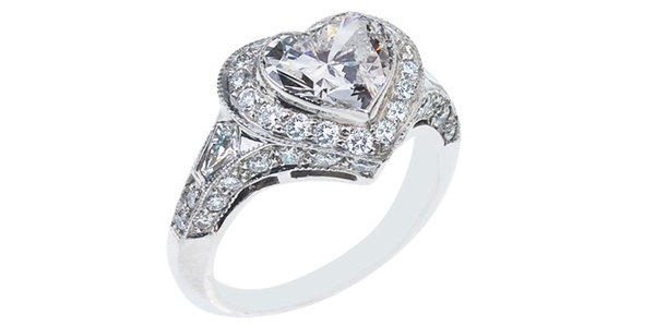 fusaro engagement ring heart cancer