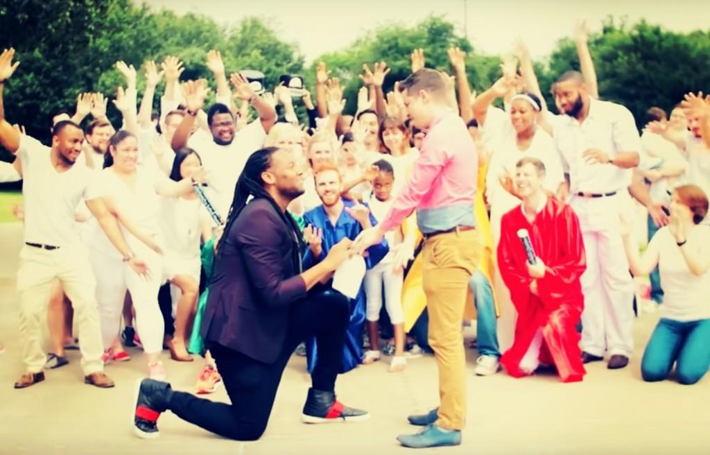 Texas Pride Proposal