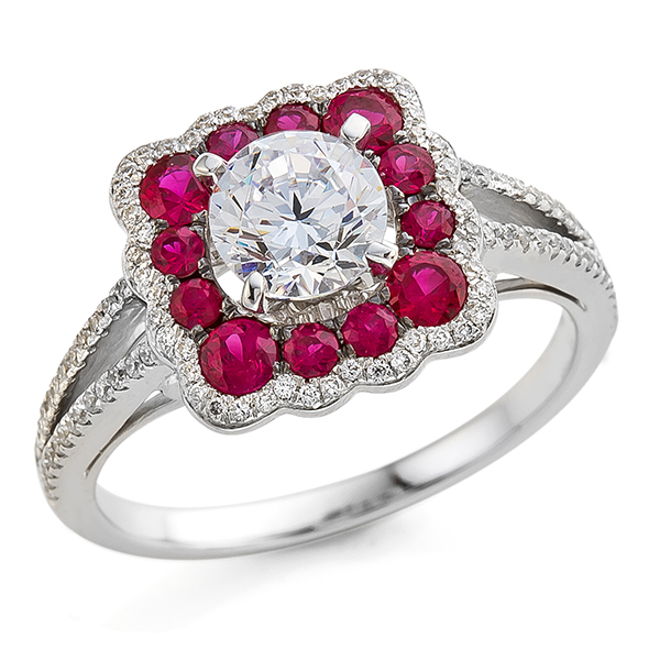 davani ruby engagement ring leo