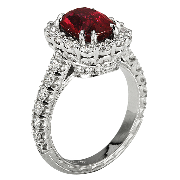 jack kelege ruby engagement ring leo