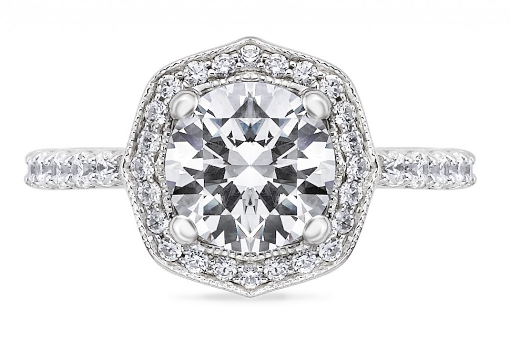 carizza virgo engagement ring