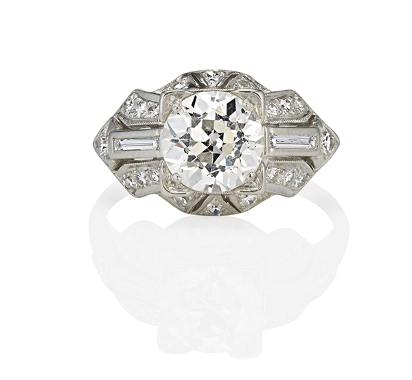 600-art-deco-solitaire-with-a-1-95ct-old-european-cut-diamond