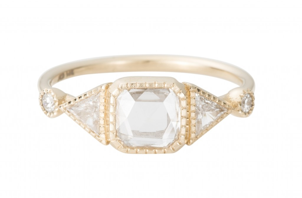 Petite Engagement Rings