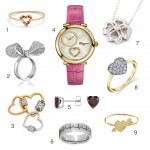 Gift Guide : A Heart Made of Gold