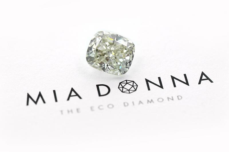 MiaDonna's BIG News: Largest Grown-in-the-USA Laboratory Diamond