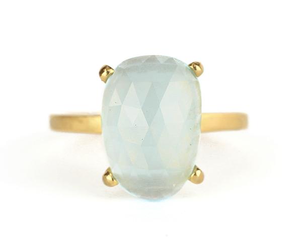 Jennifer DAwes pisces engagement ring