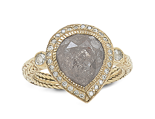 Just Jules pisces engagement ring