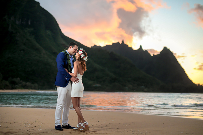Gorgeous Hawaii Proposal