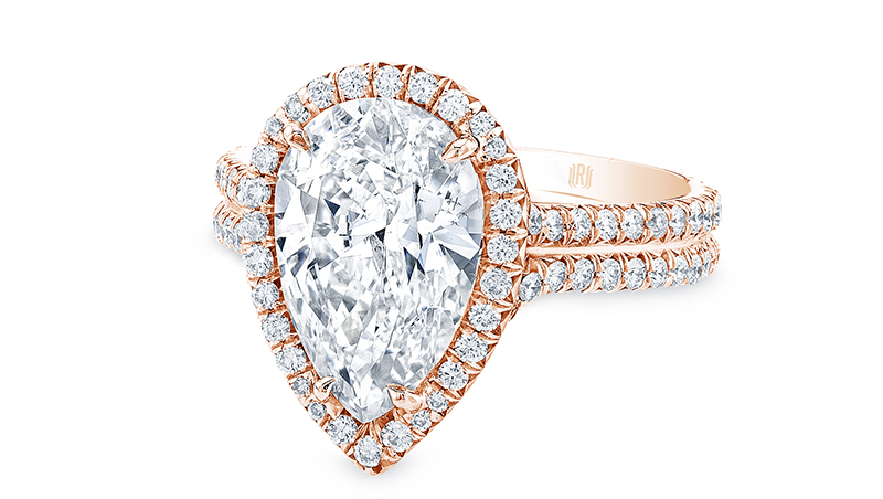 Rahaminov aries engagement ring