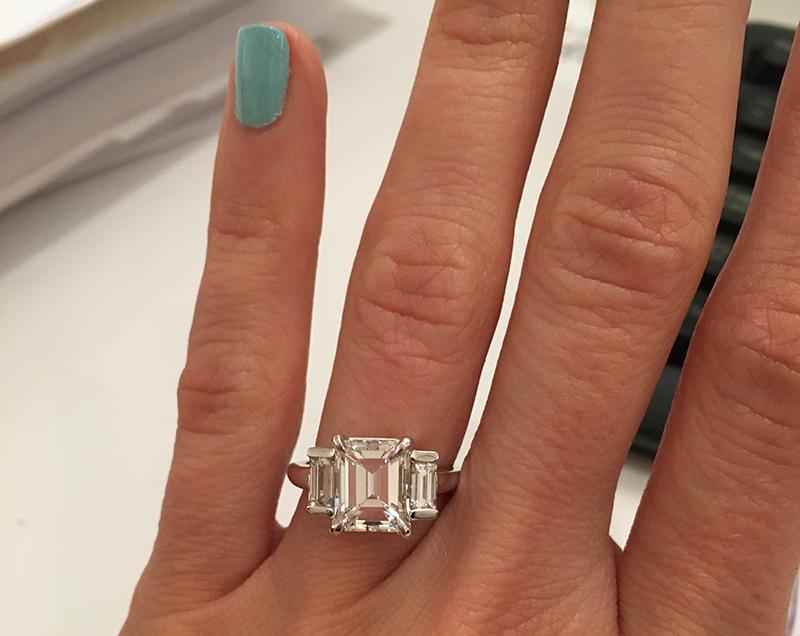 fusaro engagement ring