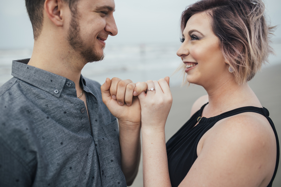 A Colorful Engagement Session