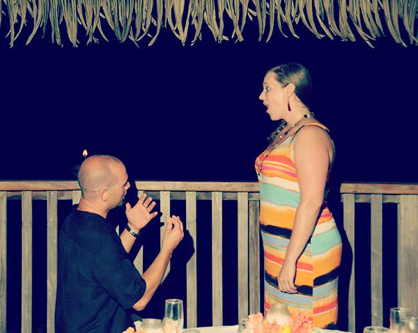proposal getaway