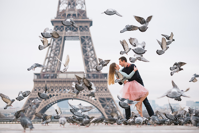 The Paris Photographer is Getting Married