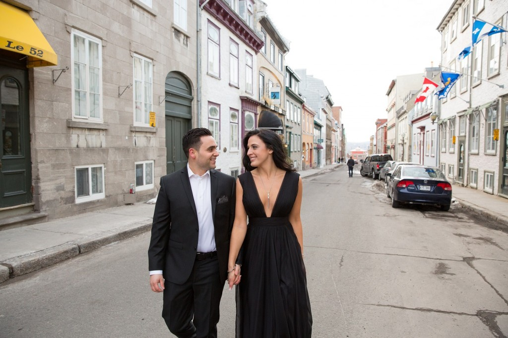 A French Canadian Proposal in Quebec