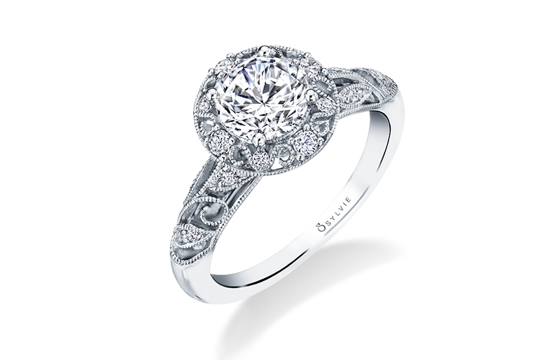 engagement ring sylvie collection 2017 3