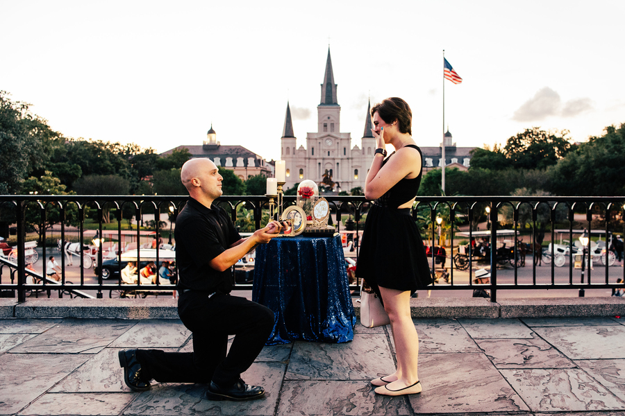 gabrielle and brennan disney proposal